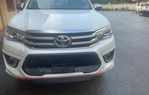 New Toyota Hilux 2020 2.8 Diesel White | Cars for sale in Lagos State, Victoria Island