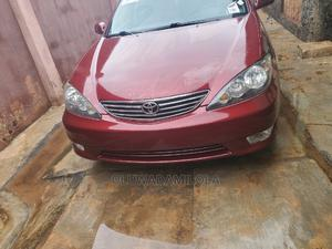 Toyota Camry 2006 Red | Cars for sale in Oyo State, Ogbomosho North