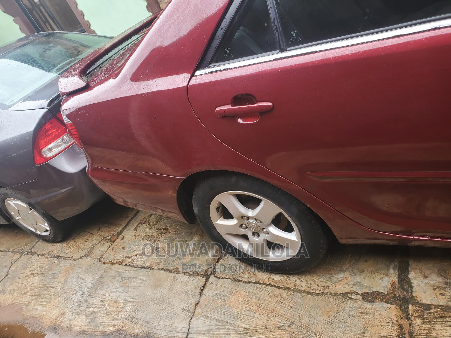 Archive: Toyota Camry 2006 Red