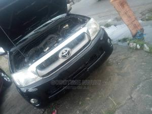 Toyota Hilux 2010 Black | Cars for sale in Rivers State, Port-Harcourt