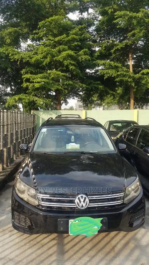 Volkswagen Tiguan 2012 Black   Cars for sale in Lagos State, Lekki