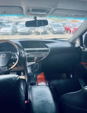 Lexus RX 2010 350 Silver | Cars for sale in Abuja (FCT) State, Garki 1