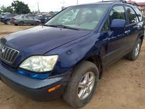 Lexus RX 2003 300 2WD Blue | Cars for sale in Lagos State, Alimosho