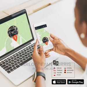 Strong Magnetic GPS Tracker for Vehicles, Trucks, Motorbike | Vehicle Parts & Accessories for sale in Lagos State, Ikoyi