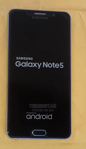 Samsung Galaxy Note 5 32 GB Gray | Mobile Phones for sale in Enugu State, Enugu