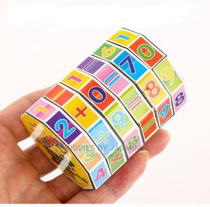Kids Maths Rotating Cube - 2psc | Toys for sale in Lagos State, Alimosho