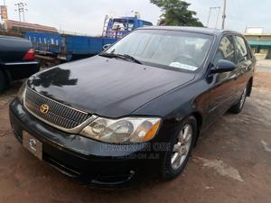 Toyota Avalon 2001 XLS Buckets Black   Cars for sale in Anambra State, Awka