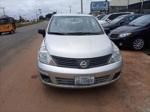 Nissan Versa 2010 1.6 Silver | Cars for sale in Kwara State, Ilorin South