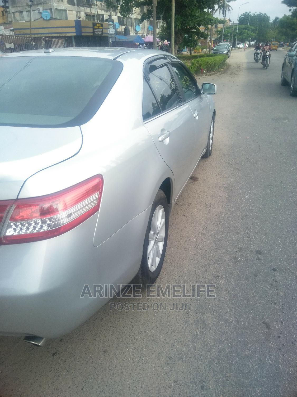 Toyota Camry 2010 Silver | Cars for sale in Amuwo-Odofin, Lagos State, Nigeria