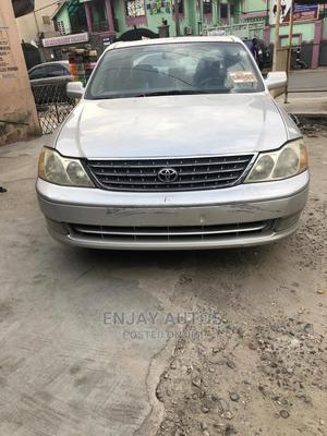 Toyota Avalon 2004 XL silver | Cars for sale in Lagos State, Surulere