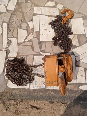 2ton Chain Block | Manufacturing Equipment for sale in Rivers State, Obio-Akpor