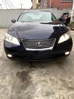 Lexus ES 2009 350 Blue | Cars for sale in Lagos State, Surulere