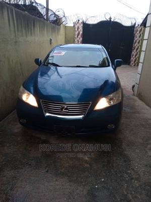 Lexus ES 2008 350 Blue | Cars for sale in Lagos State, Gbagada