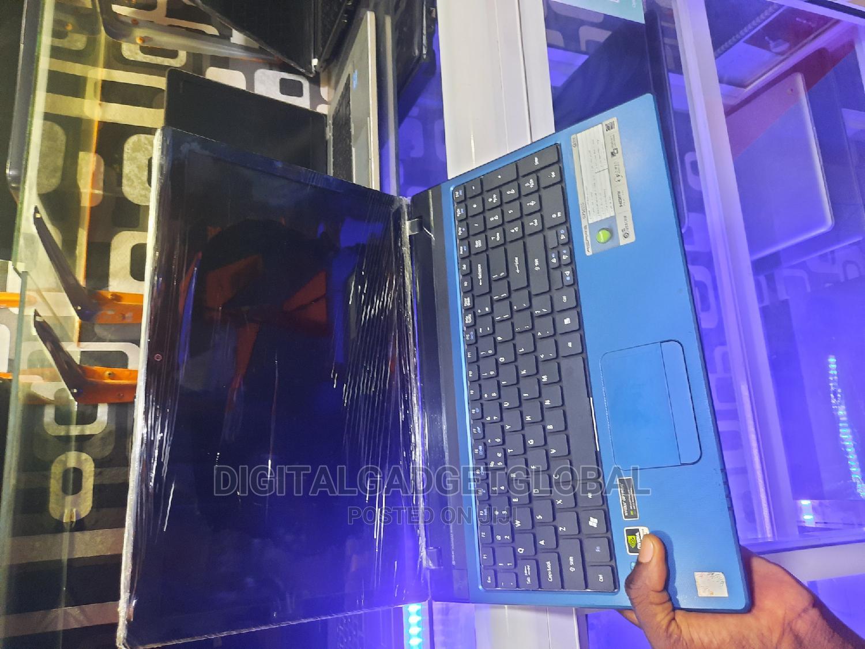 Archive: Laptop Acer Aspire 5750G 4GB Intel Pentium HDD 320GB