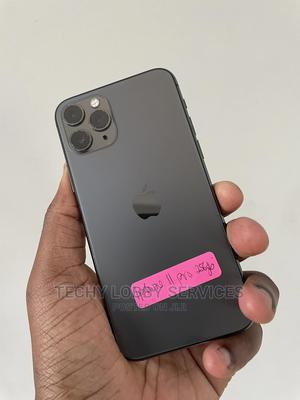 Apple iPhone 11 Pro 256 GB Black | Mobile Phones for sale in Lagos State, Gbagada