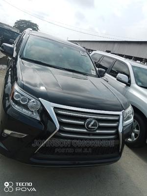 Lexus GX 2015 460 Luxury Black | Cars for sale in Lagos State, Apapa