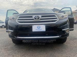 Toyota Highlander 2012 Black   Cars for sale in Kwara State, Ilorin South