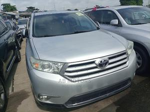 Toyota Highlander 2013 Limited 3.5l 4WD Burgandy | Cars for sale in Lagos State, Apapa