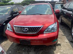Lexus RX 2009 350 AWD Red | Cars for sale in Lagos State, Apapa