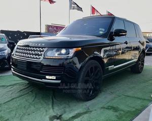 Land Rover Range Rover 2016 Black | Cars for sale in Lagos State, Lekki