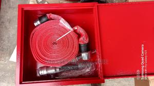 Complete Fire Hose Box With Nozzle | Safetywear & Equipment for sale in Lagos State, Apapa