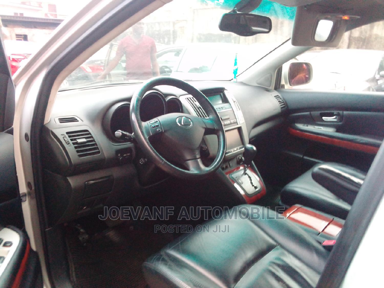 Archive: Lexus RX 2005 330 Silver