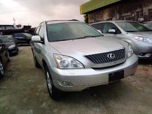 Lexus RX 2005 330 Silver | Cars for sale in Lagos State, Isolo