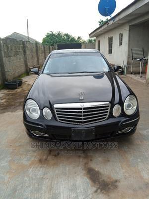 Mercedes-Benz E350 2007 Black | Cars for sale in Lagos State, Ikorodu