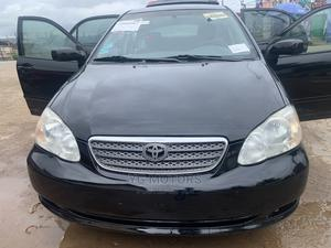 Toyota Corolla 2006 Black   Cars for sale in Abuja (FCT) State, Kubwa