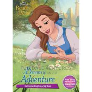 Disney Princess: Beauty the Beast Colouring Book   Books & Games for sale in Lagos State, Surulere