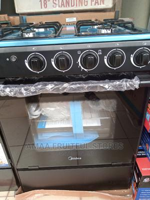 Midea 60x60 All Gass Cooker | Kitchen Appliances for sale in Abuja (FCT) State, Wuse