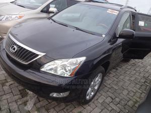 Lexus RX 2008 350 Black | Cars for sale in Lagos State, Lekki