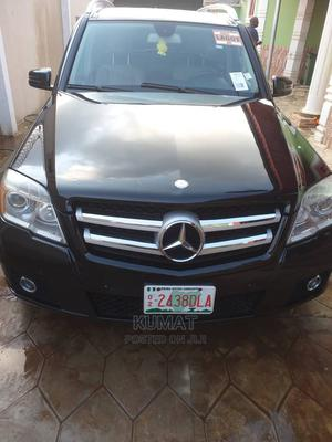 Mercedes-Benz GLK-Class 2010 350 4MATIC Black | Cars for sale in Lagos State, Ikorodu