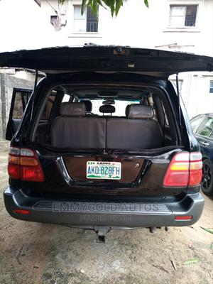 Toyota Land Cruiser 2003 3.0 D Automatic Black | Cars for sale in Lagos State, Ojo