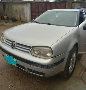 Volkswagen Golf 2002 2.0 GL 5-Door Silver | Cars for sale in Abuja (FCT) State, Kubwa