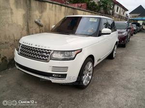 Land Rover Range Rover Vogue 2016 White | Cars for sale in Lagos State, Amuwo-Odofin
