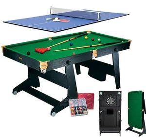 6ft Snooker Table With Tennis Board | Sports Equipment for sale in Lagos State, Victoria Island