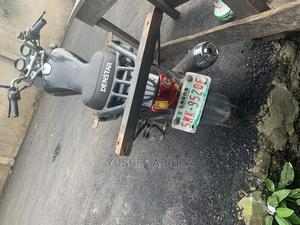 Denstar Escape 2019 Black | Motorcycles & Scooters for sale in Lagos State, Shomolu