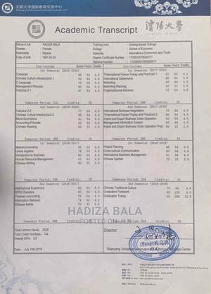 Accounting Finance CV | Accounting & Finance CVs for sale in Kano State, Nasarawa-Kano