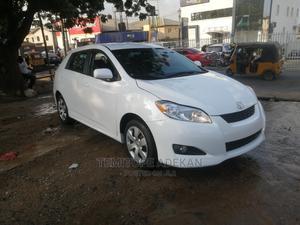 Toyota Matrix 2012 White | Cars for sale in Lagos State, Magodo