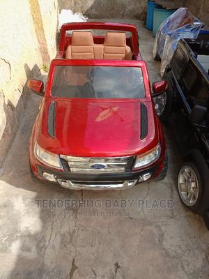 Amazing Uk Used Licensed 12V 2 Seater Kids Ford Ranger Suv   Toys for sale in Lagos State, Surulere