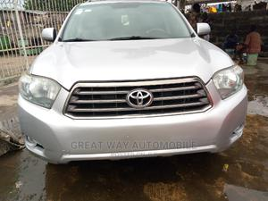 Toyota Highlander 2010 Silver   Cars for sale in Lagos State, Surulere