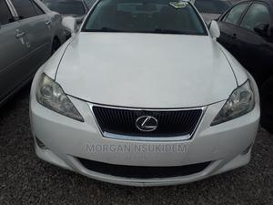 Lexus IS 2007 250 White | Cars for sale in Lagos State, Yaba