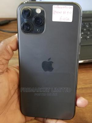Apple iPhone 11 Pro 64 GB Black | Mobile Phones for sale in Edo State, Benin City