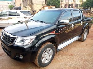 Toyota Hilux 2012 2.0 VVT-i Black | Cars for sale in Abuja (FCT) State, Lokogoma