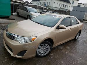 Toyota Camry 2012 Gold   Cars for sale in Lagos State, Ajah