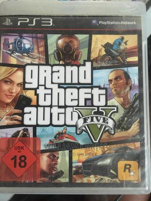 GTA V(Ps3) | Video Games for sale in Lagos State, Alimosho