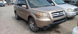 Honda Pilot 2007 Brown | Cars for sale in Lagos State, Ajah
