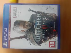 PS4 Witcher 3- Preowned   Video Games for sale in Lagos State, Agege