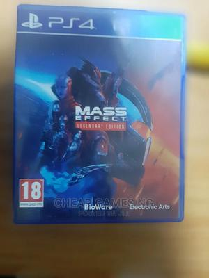 PS4 Mass Effect Legendary Edition | Video Games for sale in Lagos State, Agege